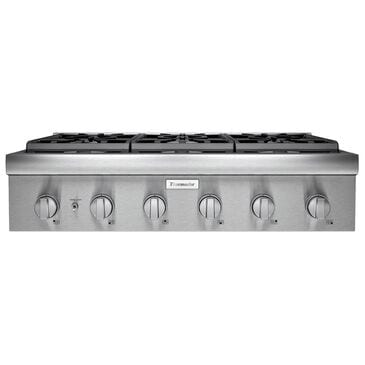 "Thermador 36"" Professional Rangetop in Stainless Steel, , large"