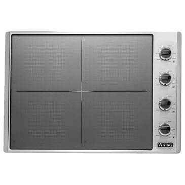 """Viking Range 30"""" Induction Cooktop in Stainless Steel, , large"""