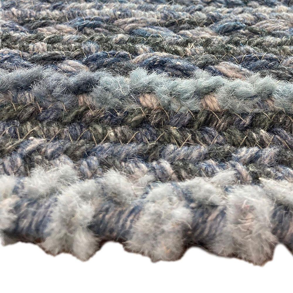 Capel Bayview 0036-440 8' x 11' Slate Area Rug, , large
