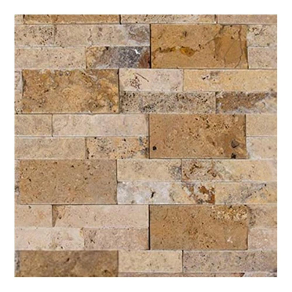 "MS International Tuscany Scabas 6"" x 24"" Natural Stone Tile, , large"