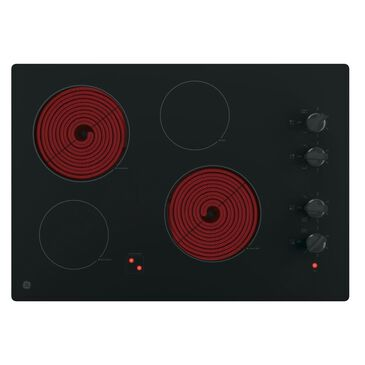 """GE Appliances 30"""" Electric Cooktop, , large"""
