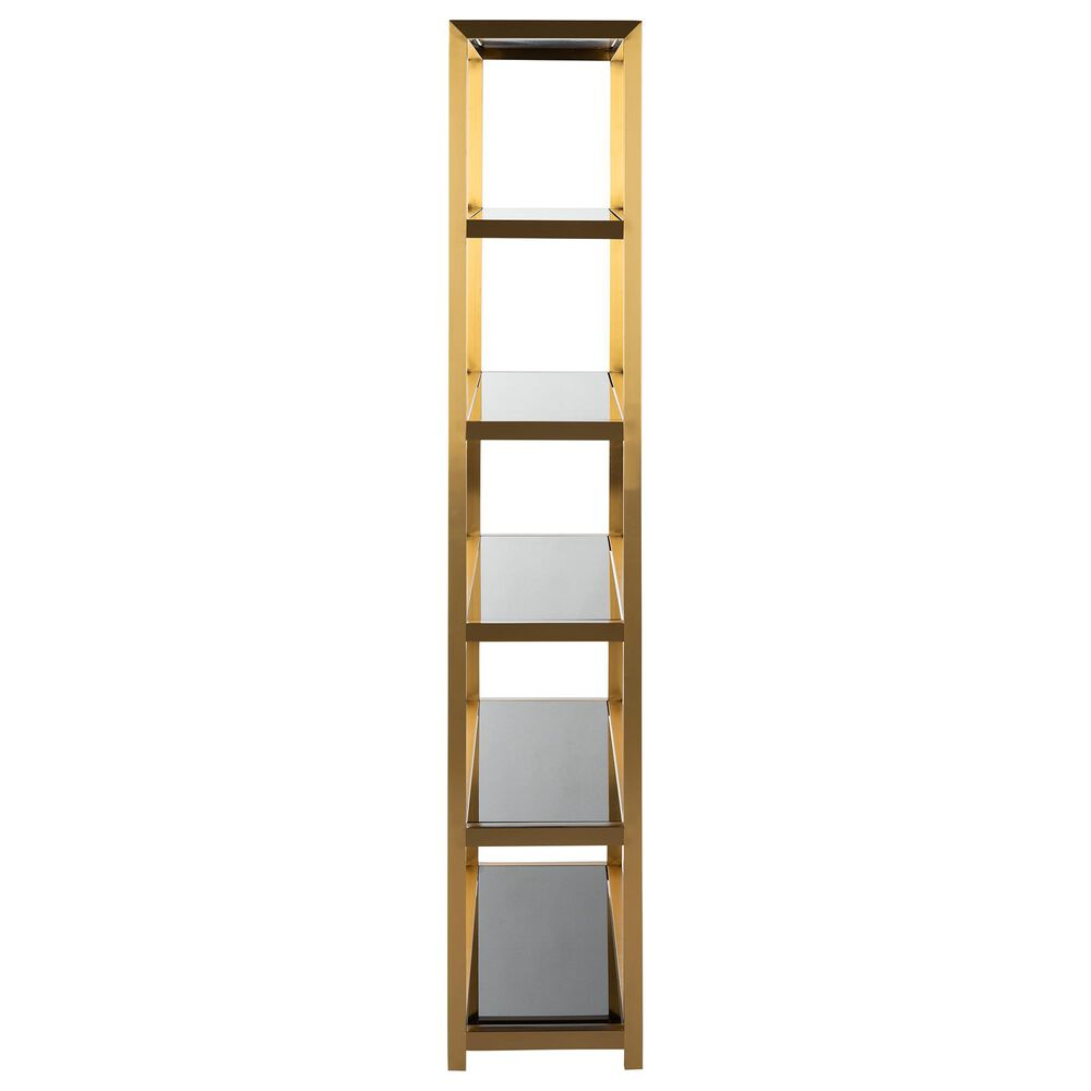 Safavieh Musetta Bookcase in Gold, , large