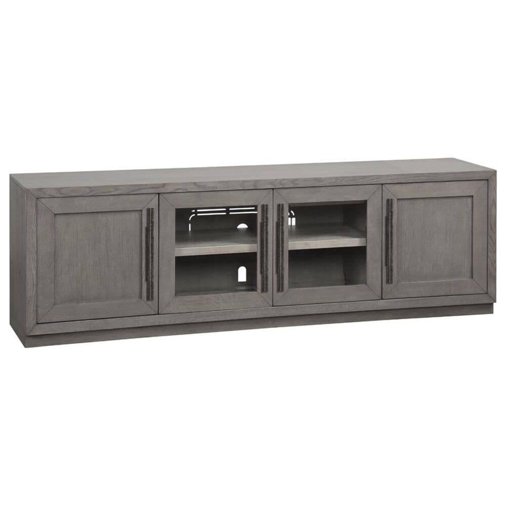 """Simeon Collection Pure Modern 76"""" TV Console in Moonstone, , large"""