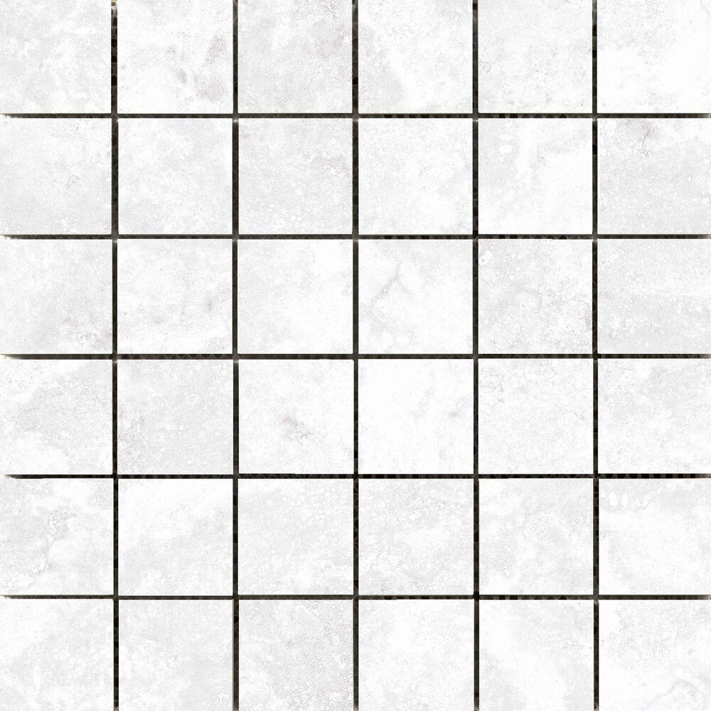 "Emser Residenza Crosscut 2"" x 2"" Square on 12"" x 12"" Ceramic Mosaic Sheet, , large"