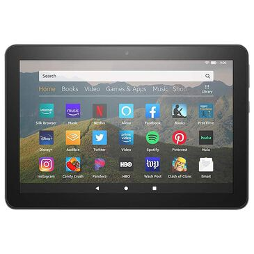 "Amazon Fire HD 8 Tablet 8"" 32GB in Black 