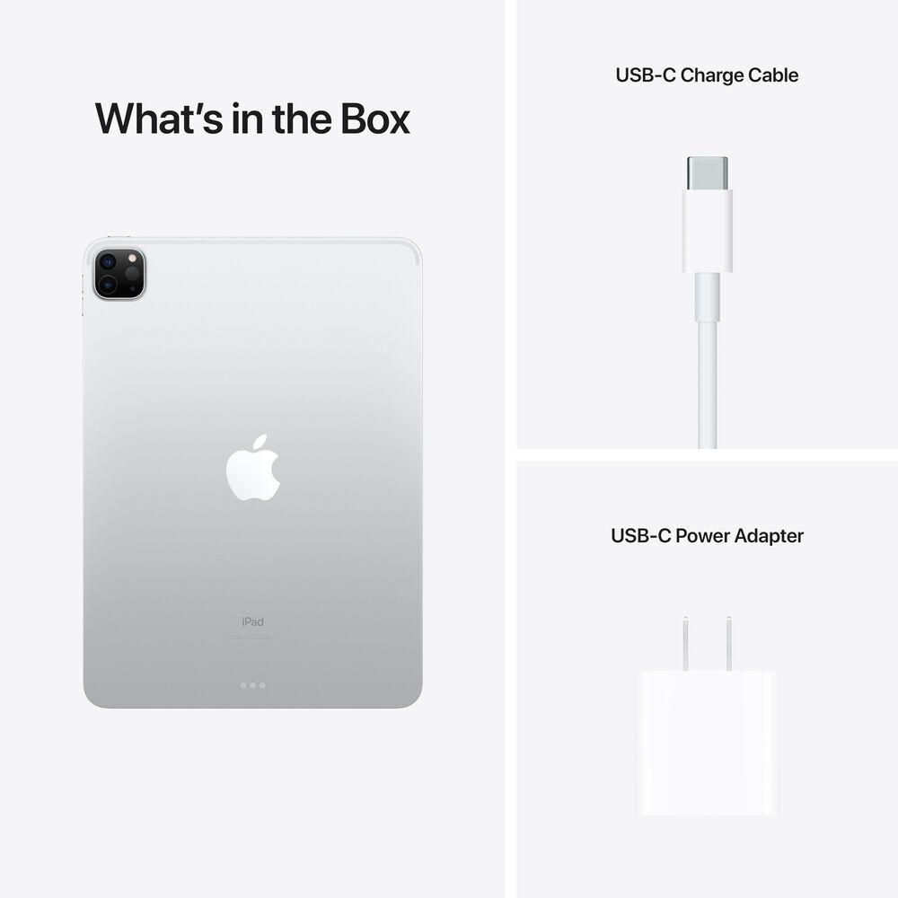 "Apple 11"" iPad Pro Wi-Fi | 128GB - Silver (Latest Model), , large"
