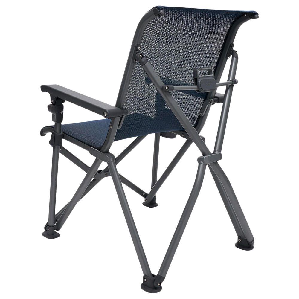 YETI Trailhead Camp Folding Chair in Navy, , large