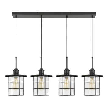 Cal Lighting Island Light in Dark Bronze, , large