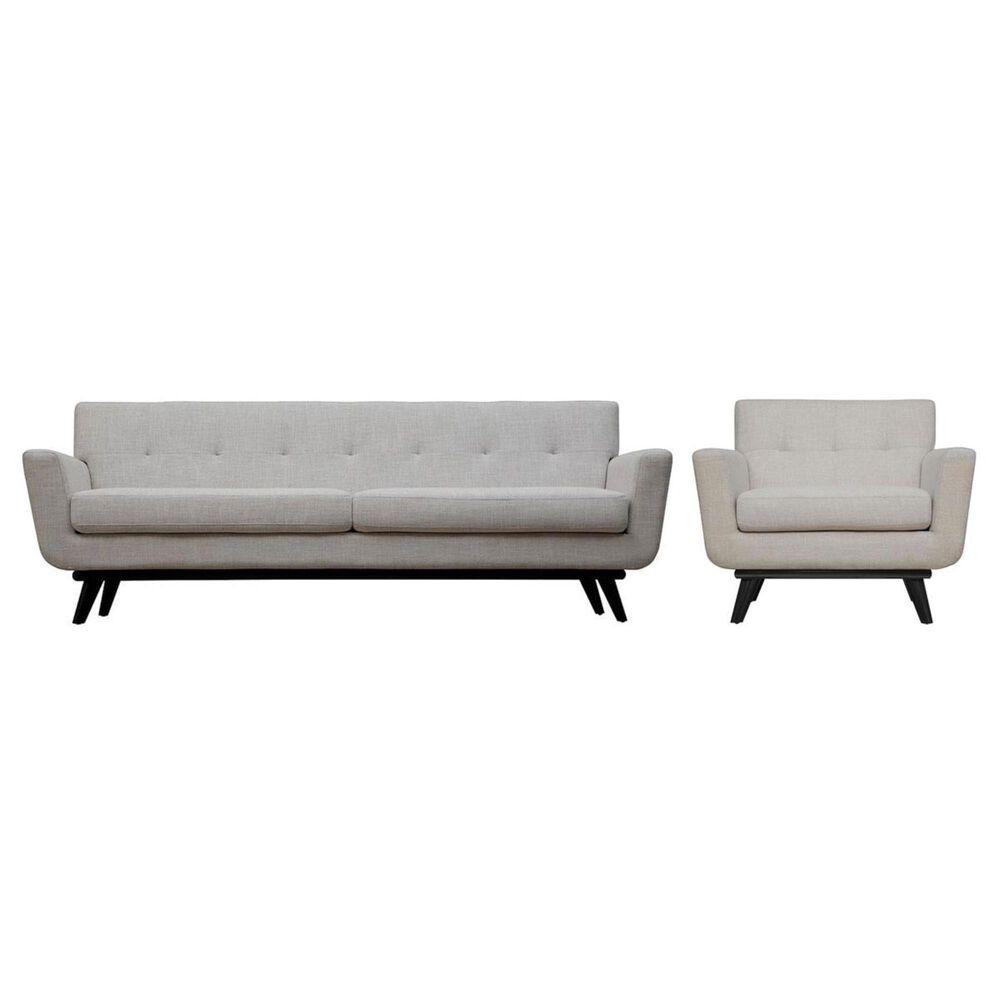 Tov Furniture James Living Room Set in Beige Linen , , large