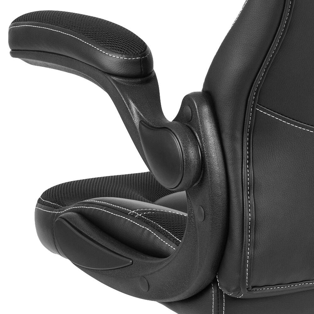 Flash Furniture X10 Gaming Chair in Black, , large