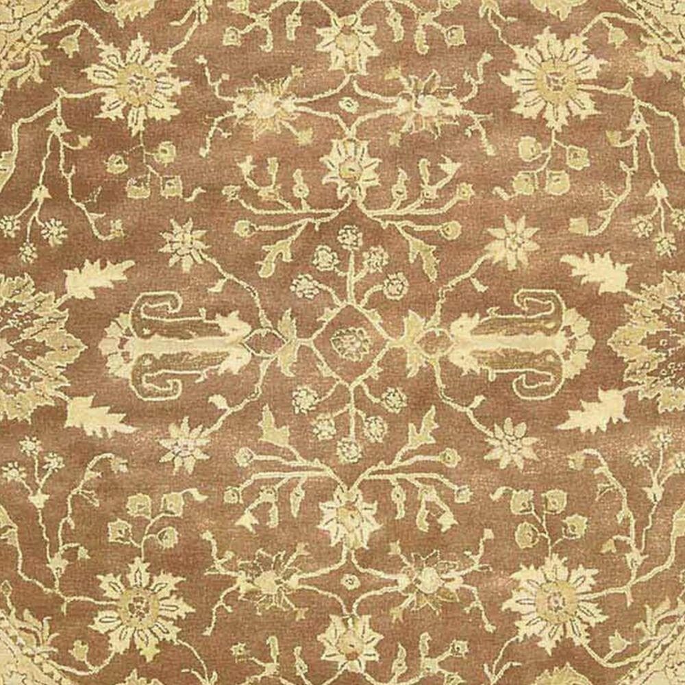 Nourison Jaipur JA45 8' Round Terracotta Area Rug, , large