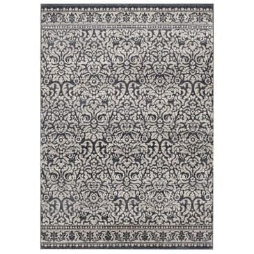 "Trisha Yearwood Rug Collection Tywd Enjoy Gwendolyn 5' x 7'6"" Nightfall Oyster Area Rug, , large"