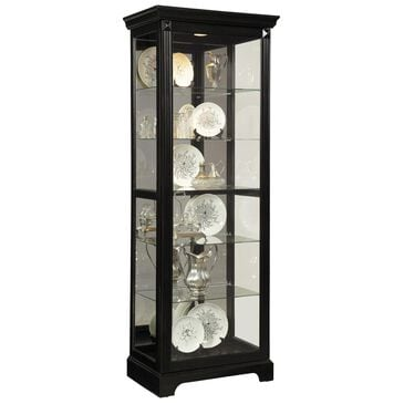 Chapel Hill Brookview Curio Cabinet in Espresso, , large
