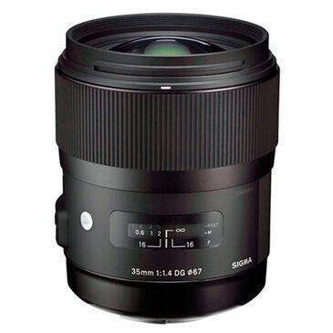 Sigma 35mm f/1.4 DG HSM Lens for Canon DSLR Cameras, , large