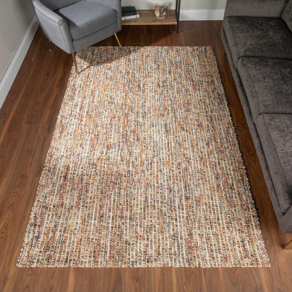 Dalyn Rug Company Bondi BD1 9' x 13' Sunset Area Rug, , large