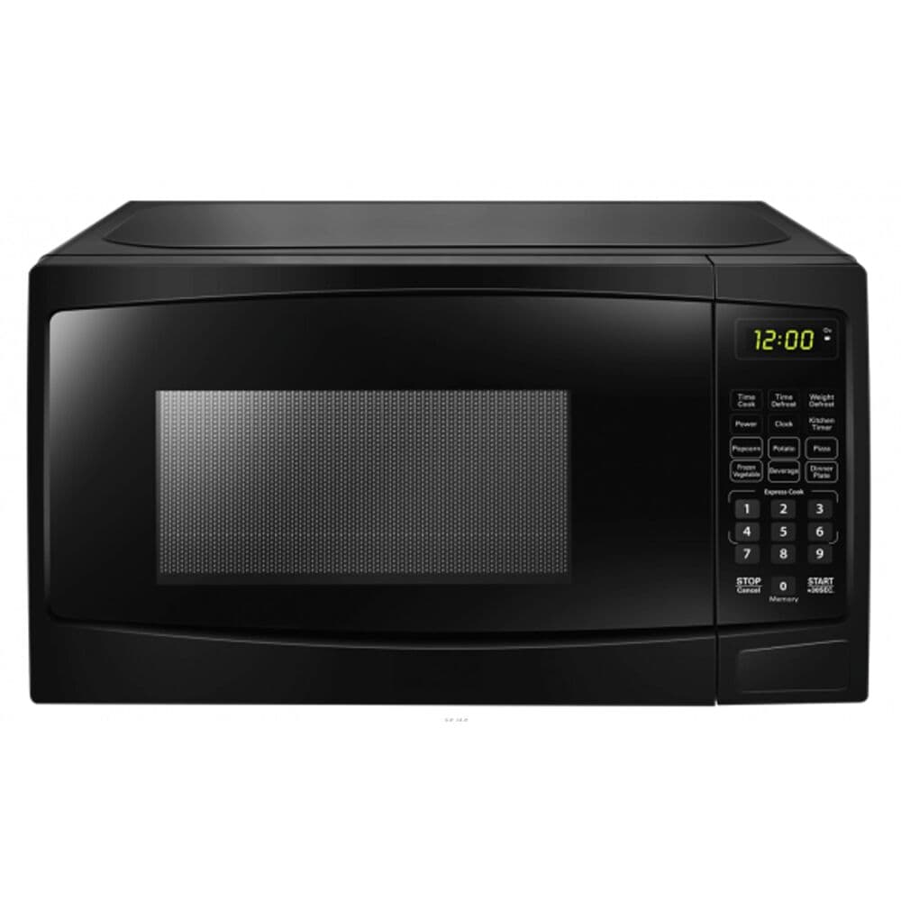 Danby 1.1 Cu. Ft. Black Microwave, , large