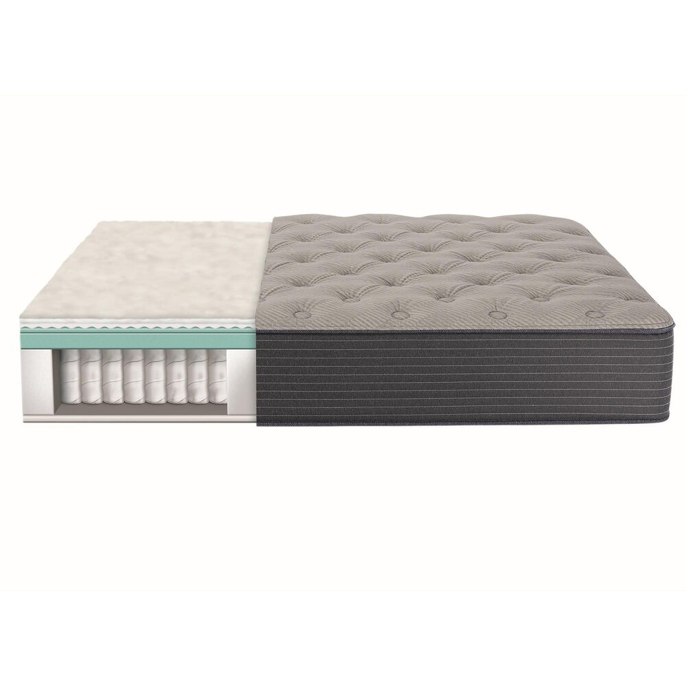 Serta Luxe Edition Brookton Plush Queen Mattress Only, , large