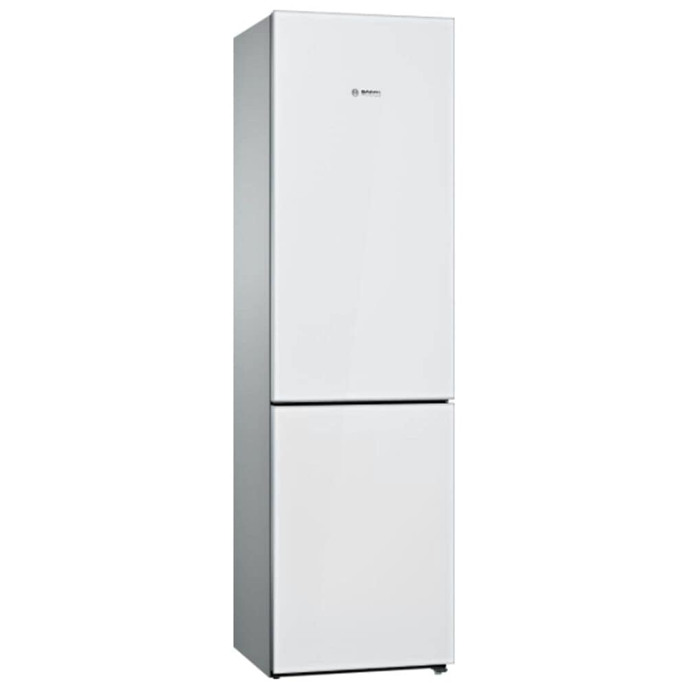 "Bosch 23.5"" Free-Standing Counter Depth Bottom Freezer Refrigerator 800 Series in White , , large"