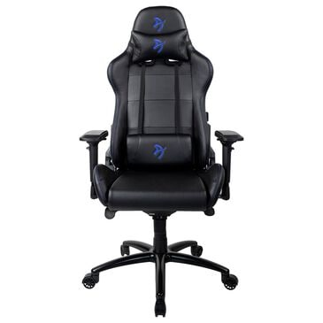 Arozzi Verona Signature PU Gaming Chair in Blue, , large