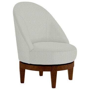 Best Home Furnishings Loflin Swivel Chair in Muslin, , large