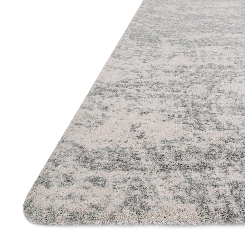 "Loloi Torrance TC-01 2'7"" x 4' Grey Area Rug, , large"
