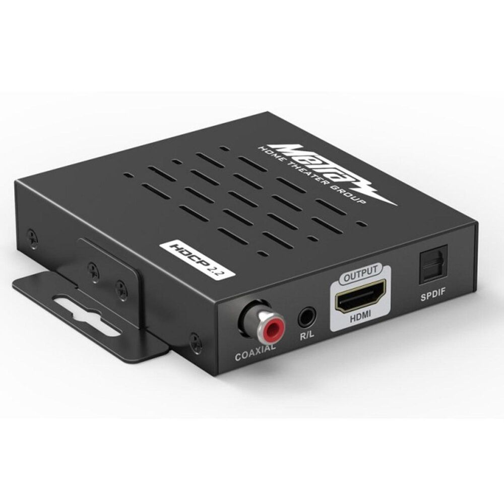 Helios HDMI Audio Breakout 18Gbps, , large