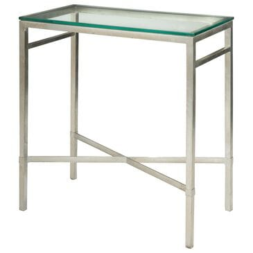 Safavieh Viggo Side Table in Antique Silver Gilt, , large
