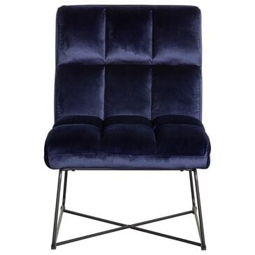 Pacific Landing Accent Chair in Midnight Blue, , large