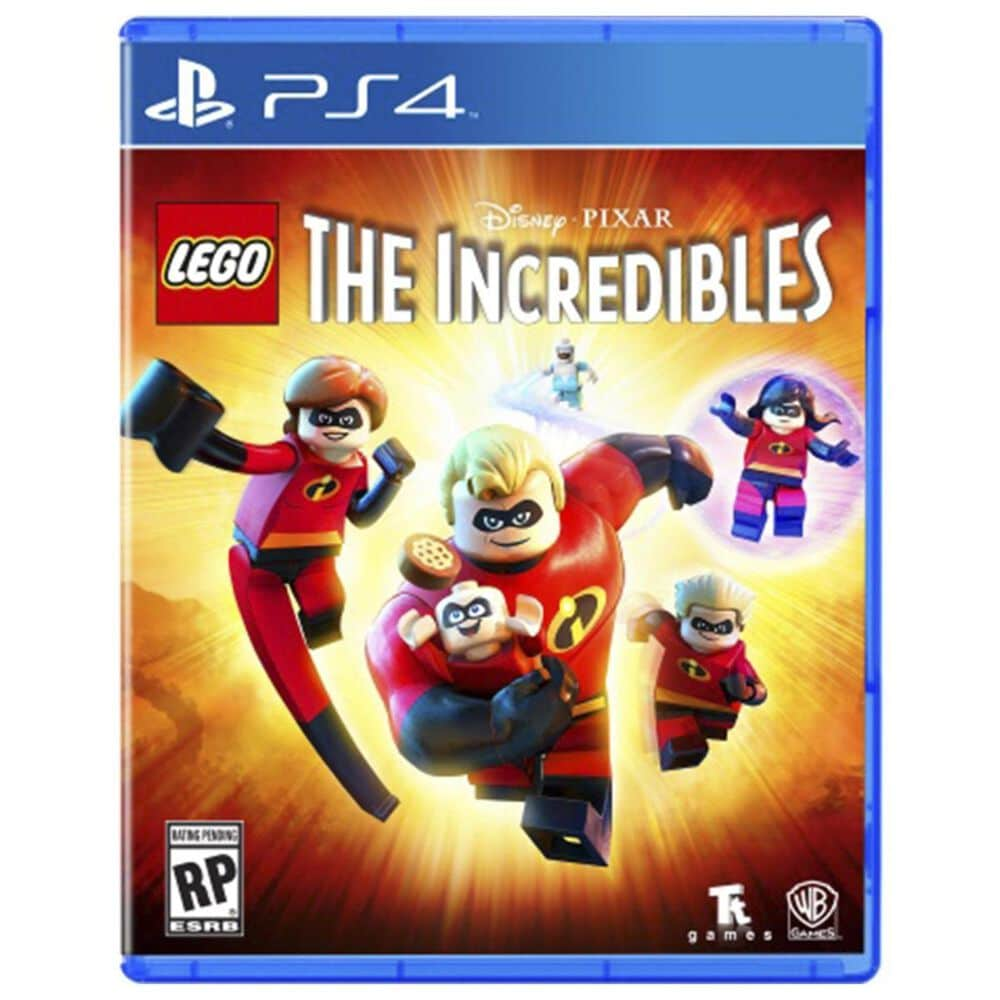 Lego: The Incredibles - PlayStation 4, , large