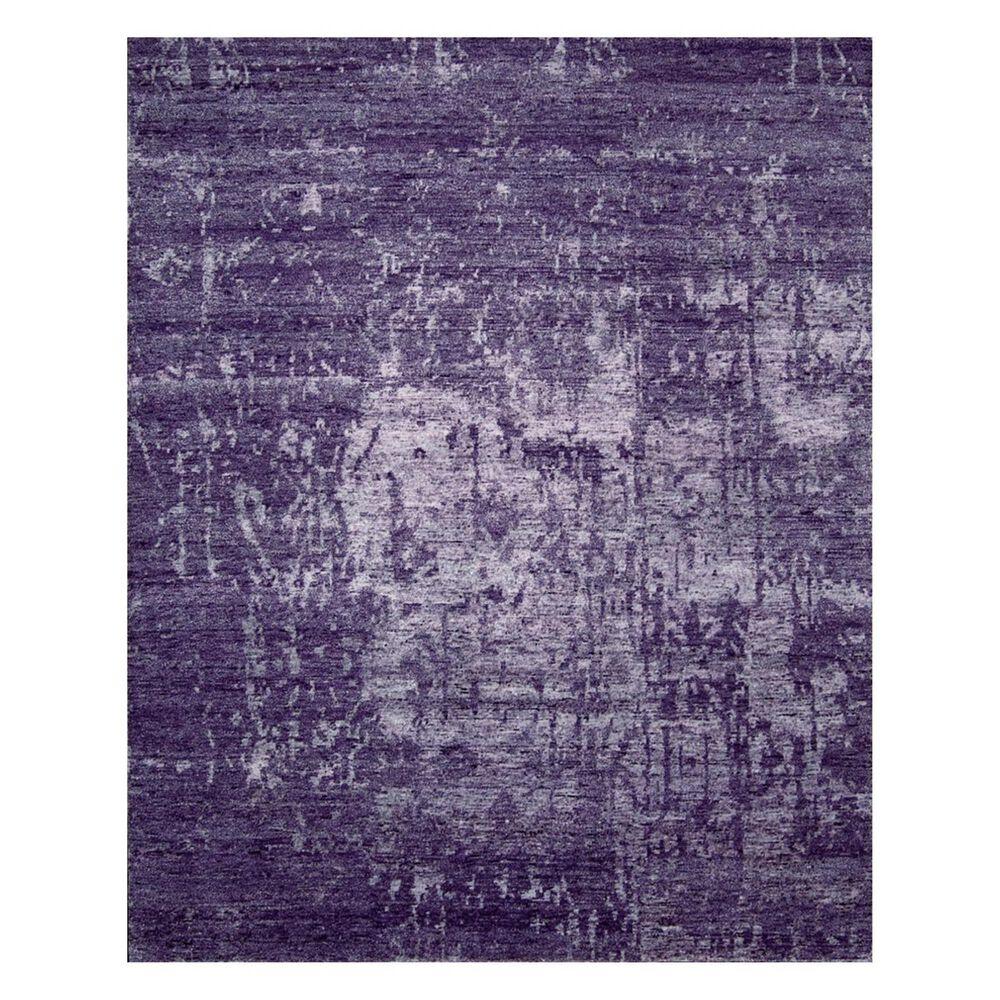 "Nourison Silk Shadows SHA10 7'9"" x 9'9"" Amethyst Area Rug, , large"