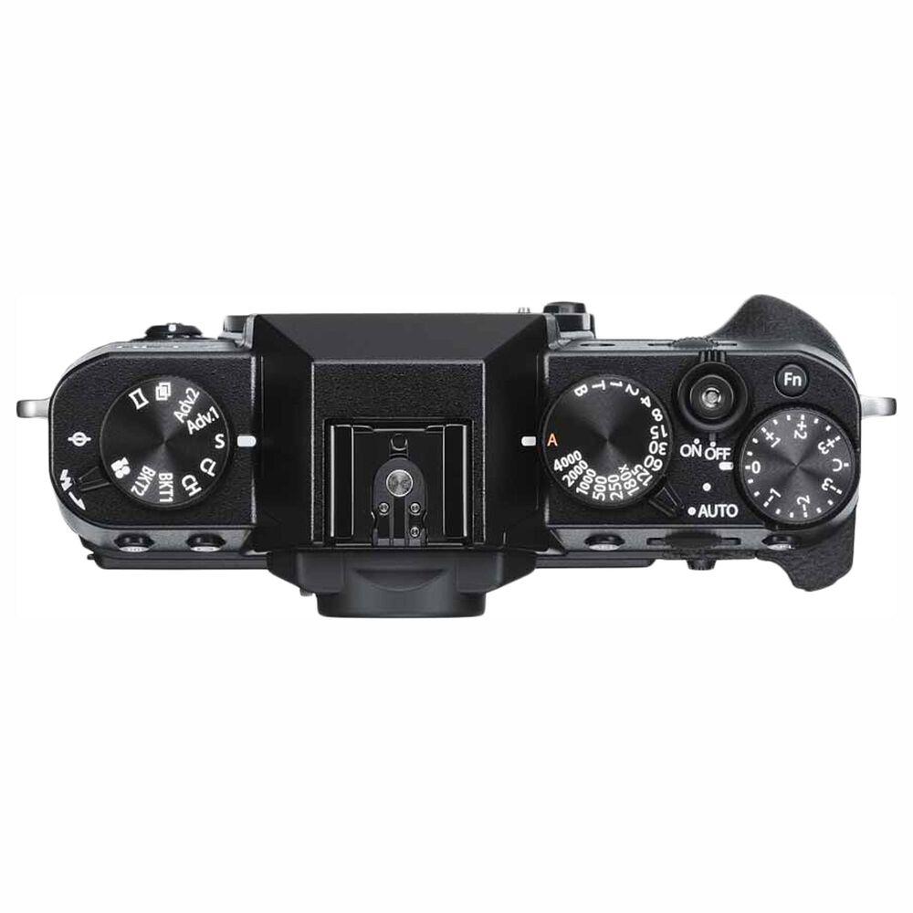 Fujifilm X-T30 Mirrorless Digital Camera with XC15-45mm F3.5-5.6 OIS PZ Lens in Black, , large