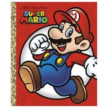 Super Mario Little Golden Book (Nintendo), , large