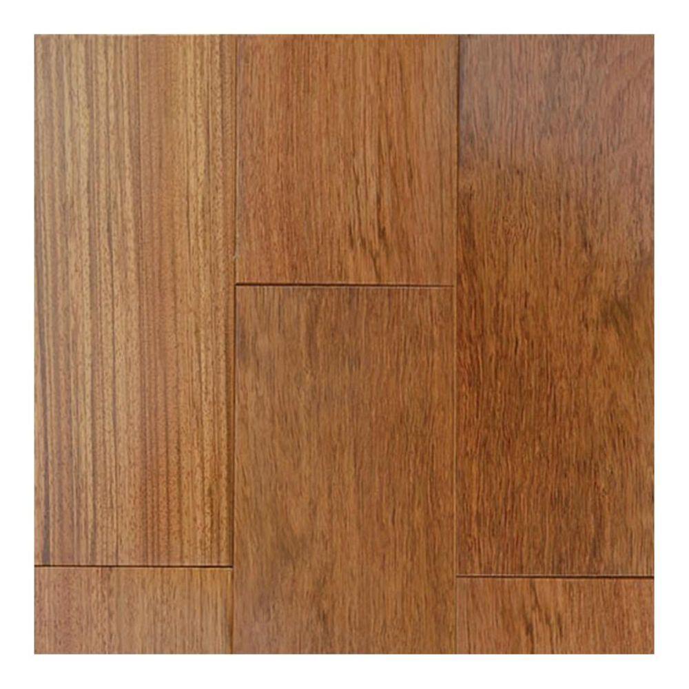 Elegance Exotic Wood Brazilian Cherry Natural Jatoba Hardwood, , large