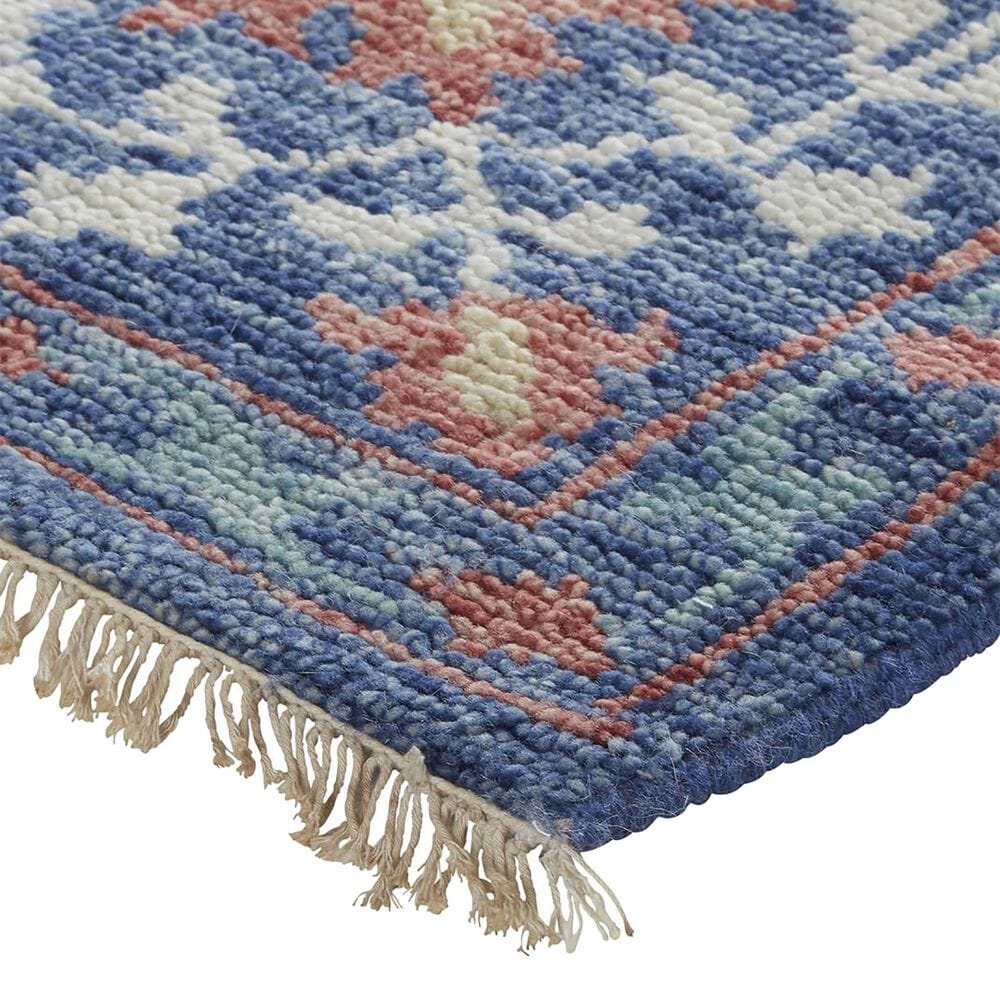 Feizy Rugs Beall 2' x 3' Blue Area Rug, , large