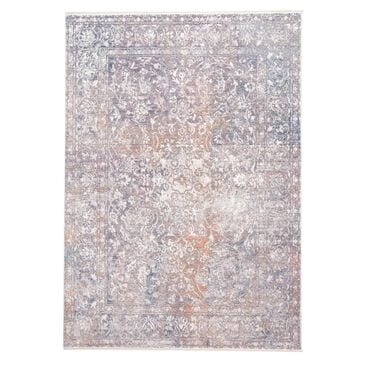 Feizy Rugs Cecily 3573F 3' x 5' Sunset Area Rug, , large