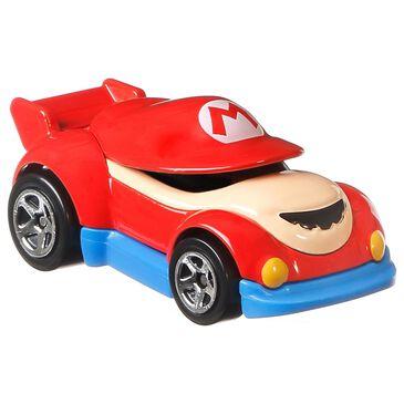Hot Wheels Hot Wheels Super Mario Character Car, , large