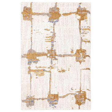 "Scott Living Artisan Mirage 91678-10037 9'6"" x 12'11"" Brushed Gold Area Rug, , large"