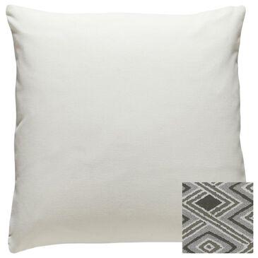 "Venture 20"" x 20"" Kidney Pillow in Guinea Quarry, , large"