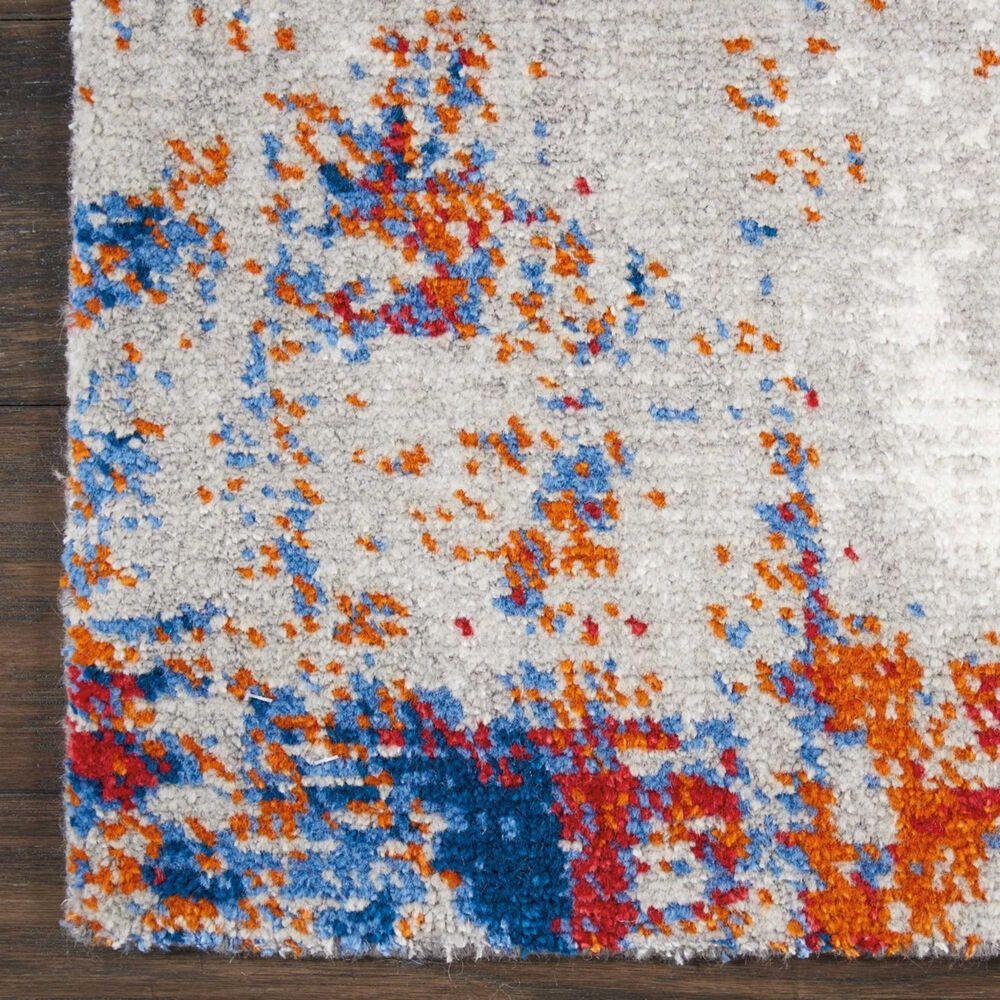 """Nourison Twilight TWI26 8'6"""" x 11'6"""" Multicolor Area Rug, , large"""