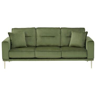 37B Macleary Sofa in Moss Velvet, , large