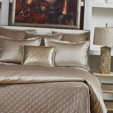 Ann Gish Aura 3-Piece King Duvet Cover Set in Champagne, , large