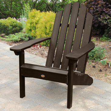 Highwood USA Classic Westport Adirondack Chair in Weathered Acorn, , large
