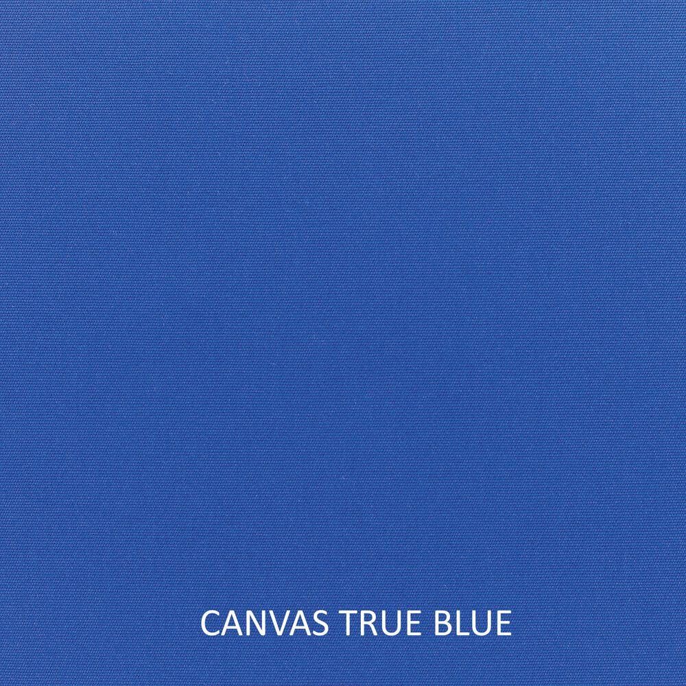 "Sorra Home Sunbrella 12"" x 24"" Pillow in Canvas True Blue (Set of 2), , large"