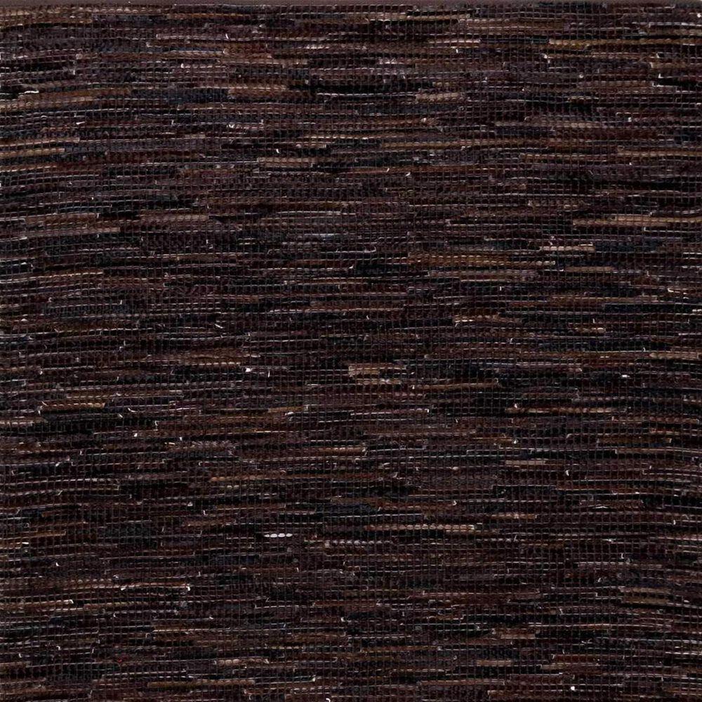 nuLOOM Kodiak MRKD01B 4' x 6' Dark Brown Area Rug, , large