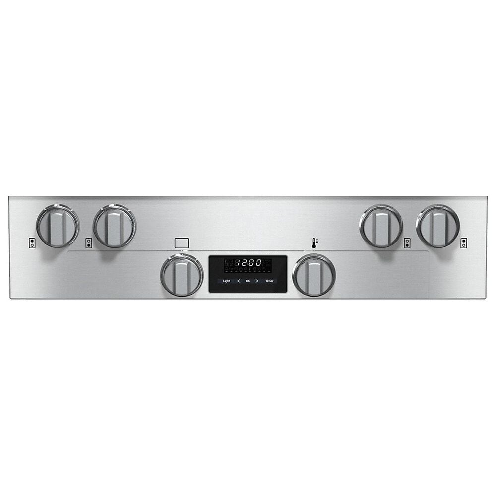 """Miele Dual Fuel G 30"""" Range in Stainless Steel, , large"""