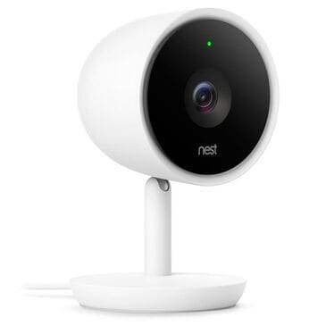 Google Nest Cam IQ Indoor Security Camera, , large