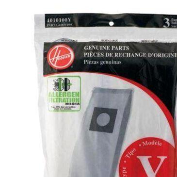 """Hoover  Bags """"Y"""" 3 Pk, , large"""
