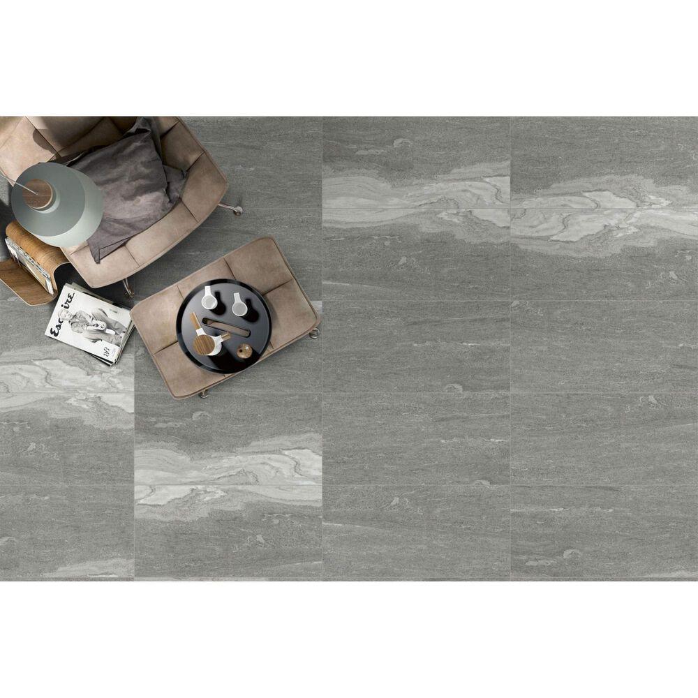 """Emser Mood Charcoal 23"""" x 47"""" Porcelain Tile, , large"""