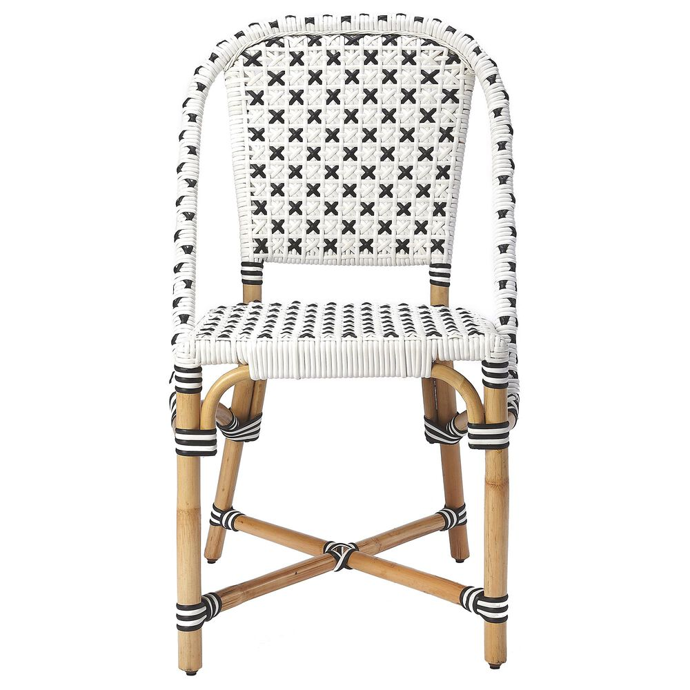 Butler Tenor Dining Chair in White, , large
