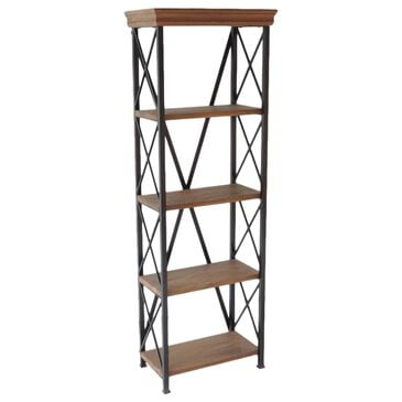 37B Java Etagere in Natural and Black, , large